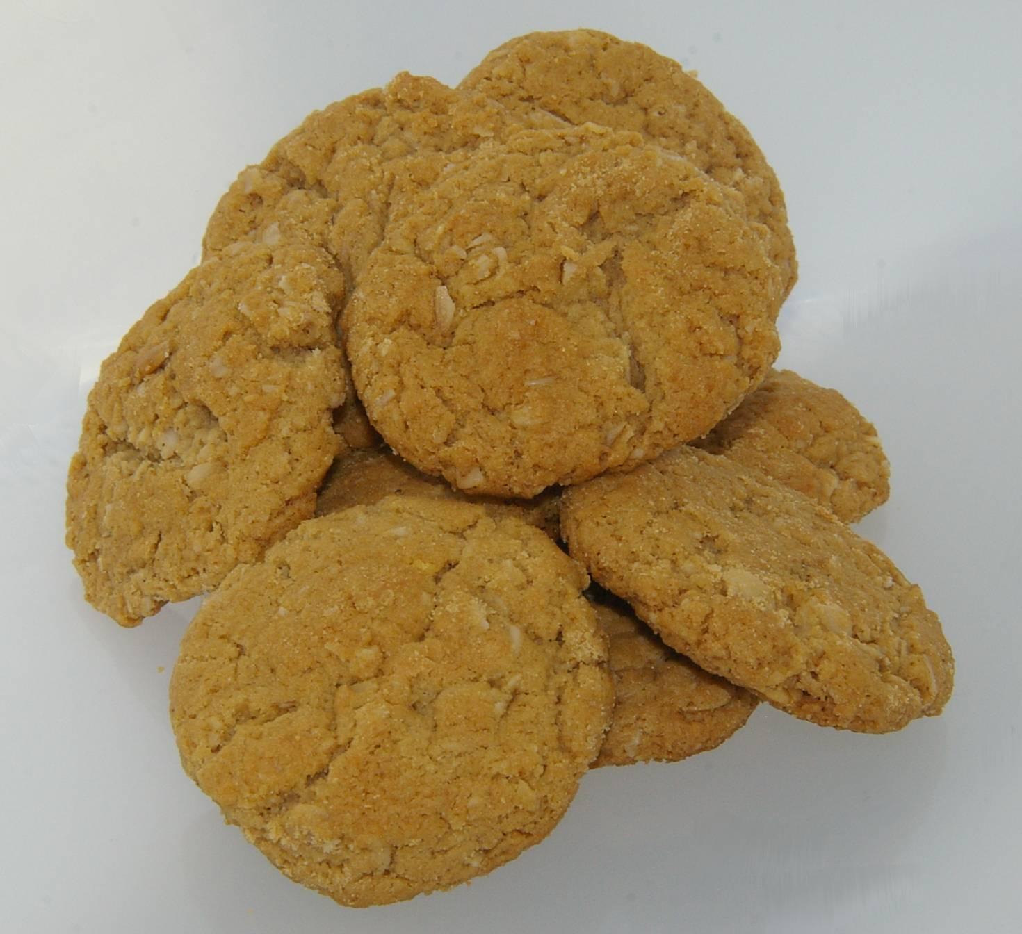 Anzac Biscuits Recipe — Dishmaps